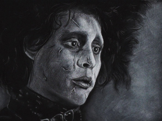 Johnny Depp by Venus